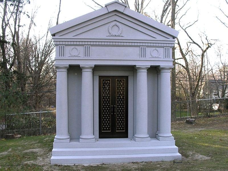 Crypt with Vestibule