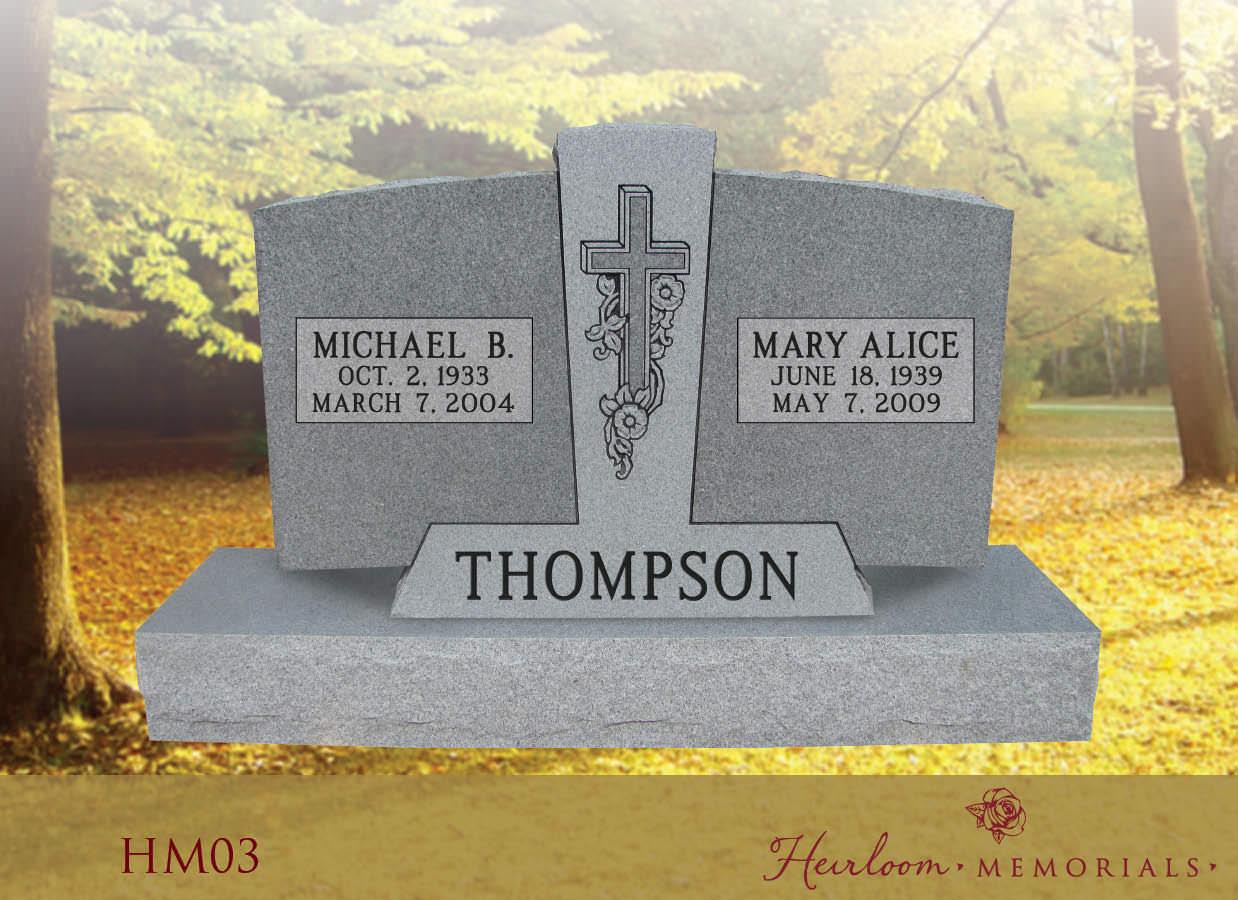 custom headstones