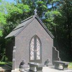 Walk in Mausoleum